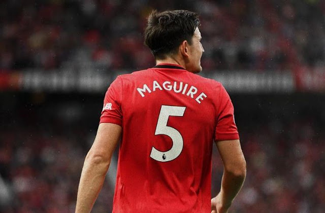 Piqué: Maguire Will Revive Manchester United