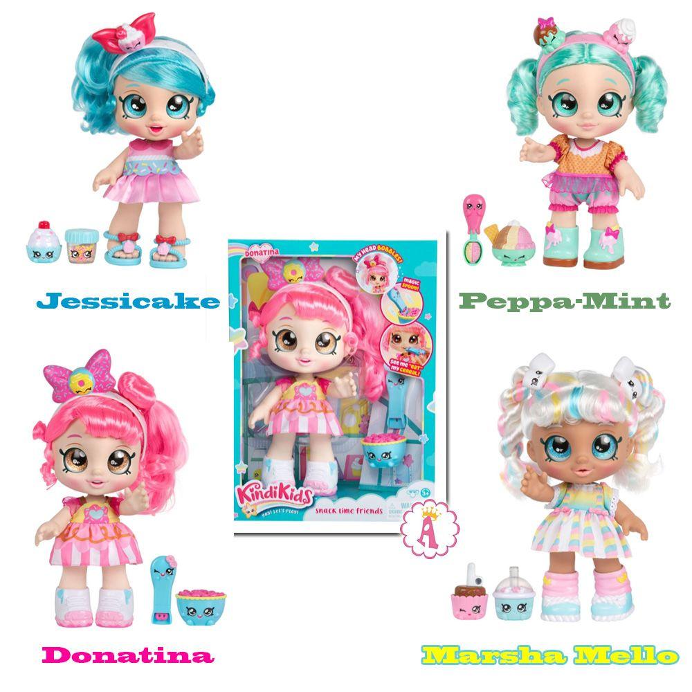 Большие куклы Kindi Kids топ игрушек 2019 для девочек