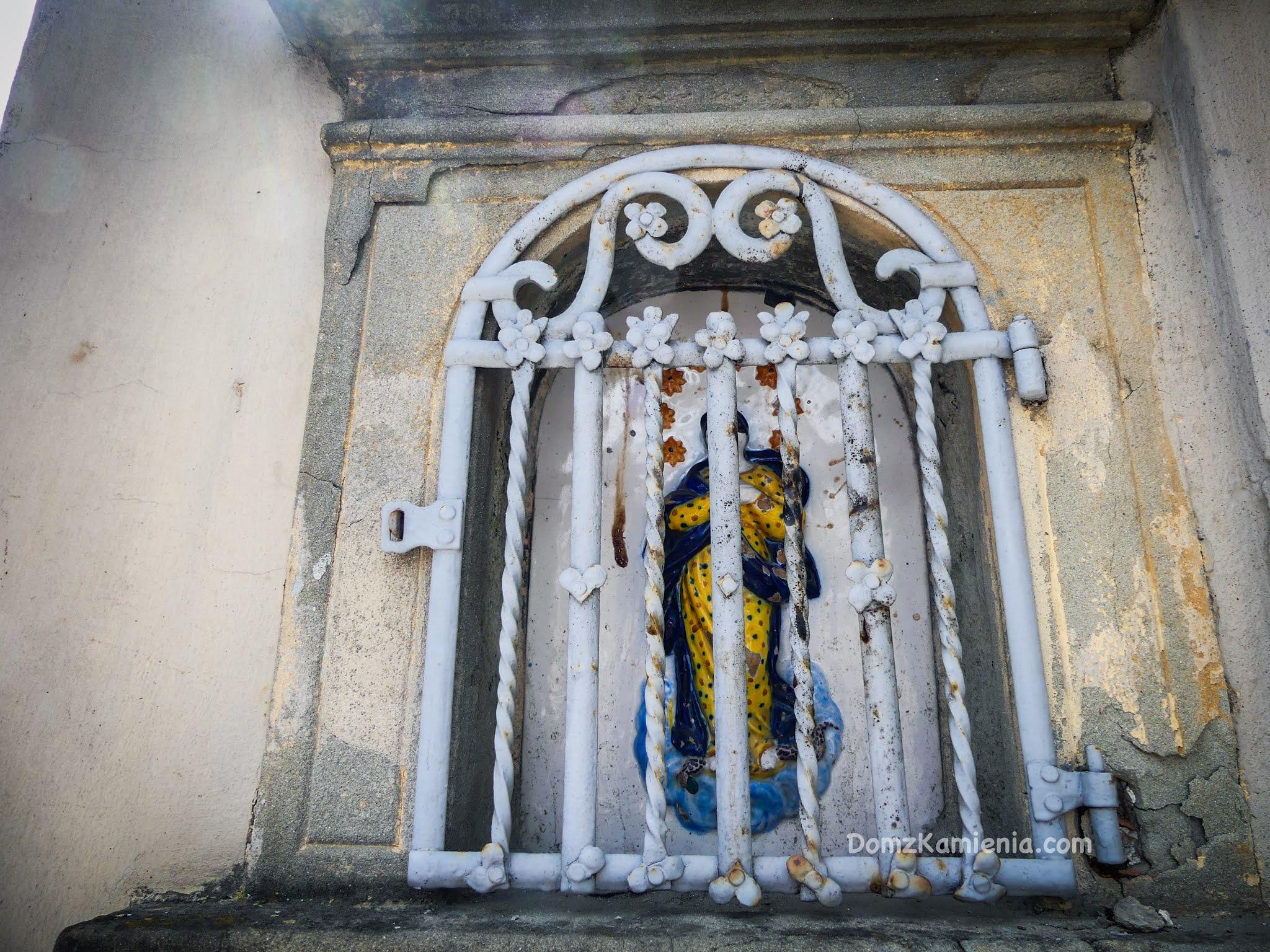 Szlak malarzy Vicchio, trekking Dom z Kamienia