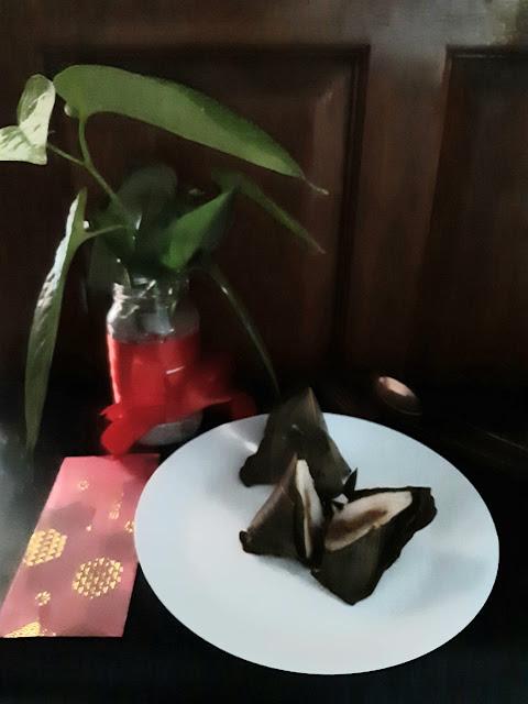 Bacang Makanan Tradisional Orang Tionghoa