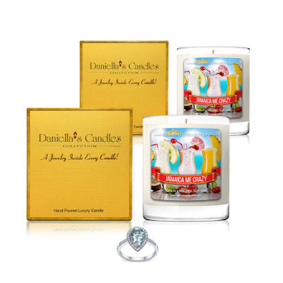 Daniella's Candles Jewelry Candles