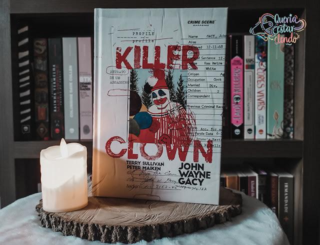 Resenha: Killer Clown Profile - Retrato de um Assassino