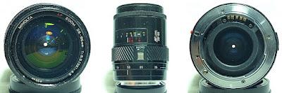 Minolta AF Zoom 28-85mm 1:3.5~4.5 #005