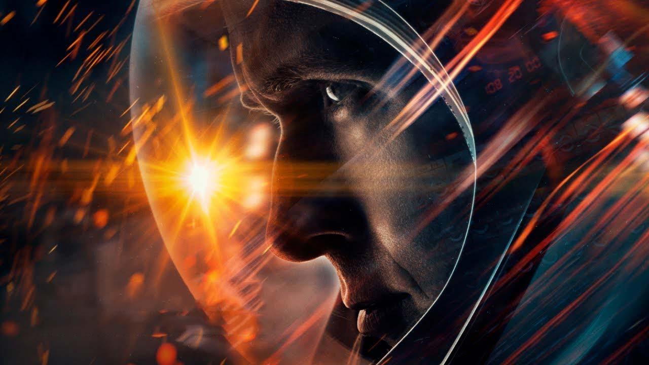 """Gdzieś w kabinie Neila Armstronga - między Ziemią a Niebem - """"Pierwszy człowiek"""" (2018)"""