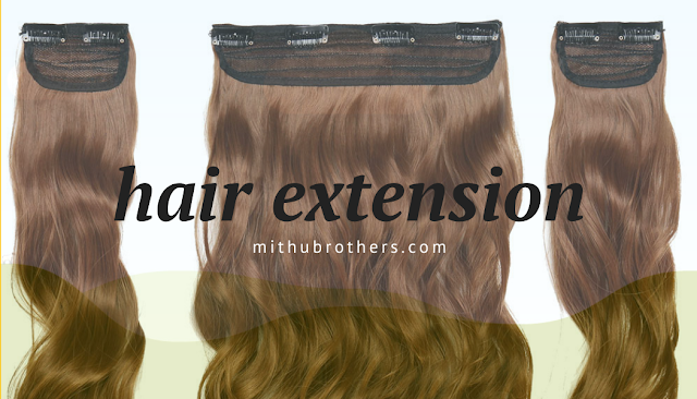 Get Instant New Hair Style With Hair Extensions