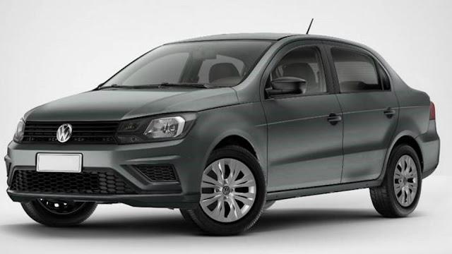 VW Voyage 2020 - interior