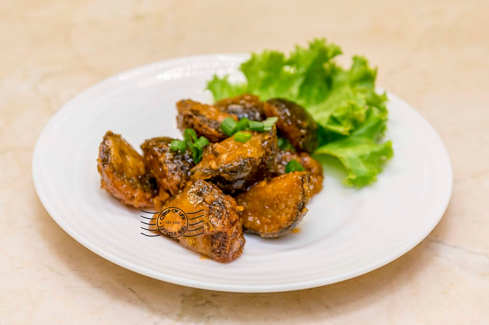 PUTIEN 莆田 New Seasonal Menu - 6 Oyster Dishes during Putien Oyster Festival