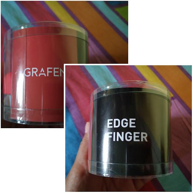 grafen edge finger