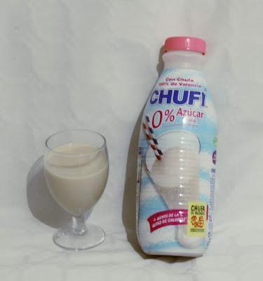 Chufi 0% Azúcar añadido