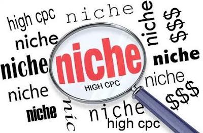 Niche Blog dengan BPK/CPC Iklan Google Adsense Tertinggi dan Mahal