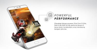 Review Genpro Z Smartphone Satu Jutaan Dengan Dual Kamera