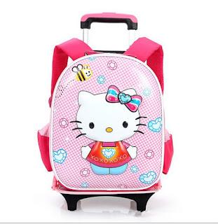 Gambar Tas Hello Kitty Untuk Anak 1