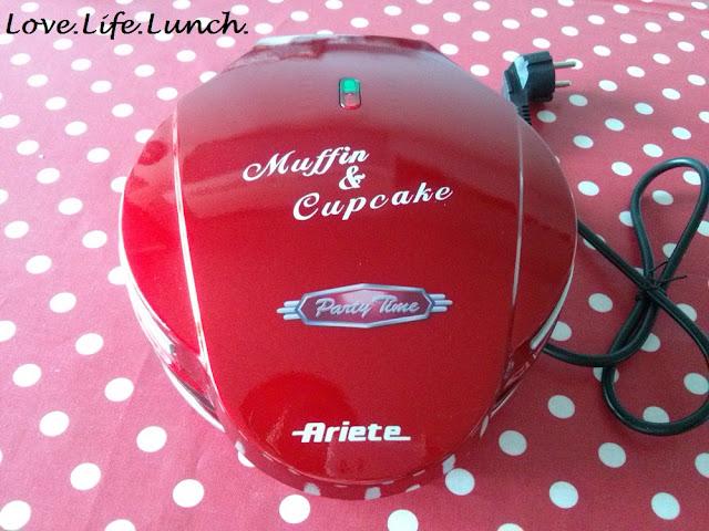 FOOD TEST: il cuoci muffin elettrico by Ariete