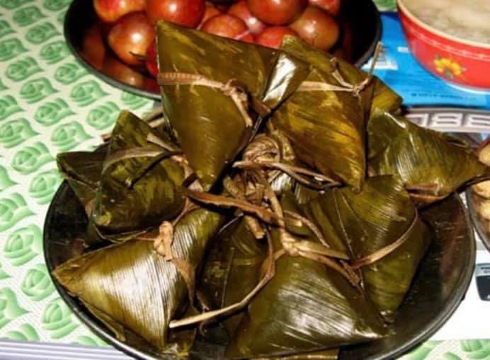Bánh ú cúng tết Đoan Ngọ