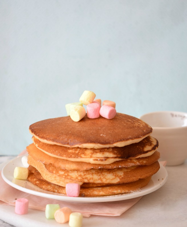 Hoppy Easter Pancakes