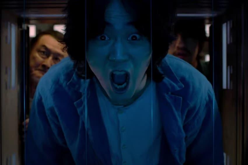 Японцы сняли дикий ремейк фантастического хоррора «Куб» - трейлер внутри