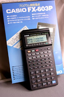Program survey kalkulator casio fx 603