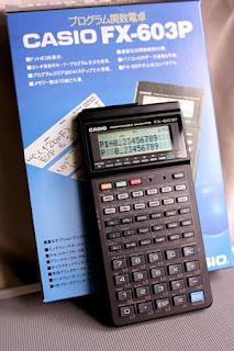Program survey kalkulator casio fx 603