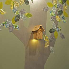 Home Decor Bird House