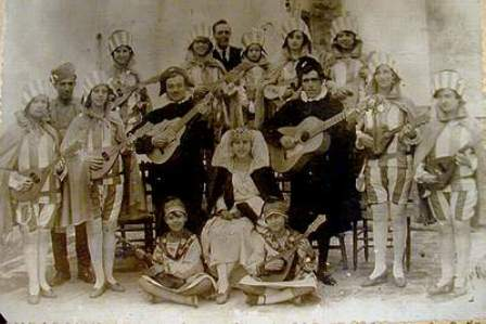 El Carnaval de Cádiz y Puigdemont