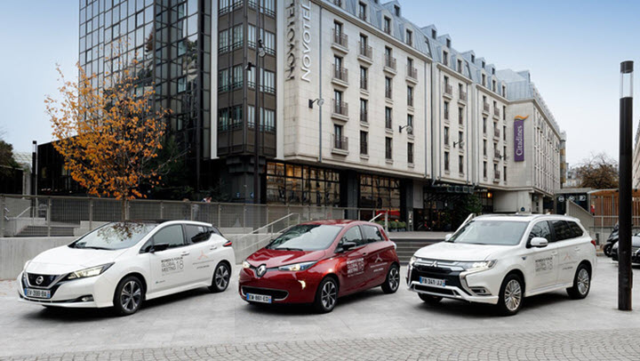Nissan - Renault - Mitsubishi - tựa nhau mà sống