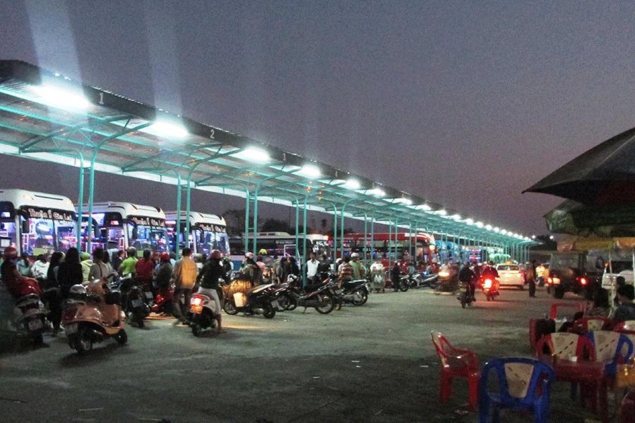 Gia Lai: Nửa đêm, Giám đốc Sở buộc nhà xe trả lại tiền cho khách