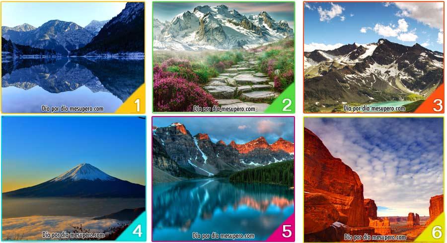 Test: La Montaña  que elijas revelará parte de tu Personalidad Inconsciente