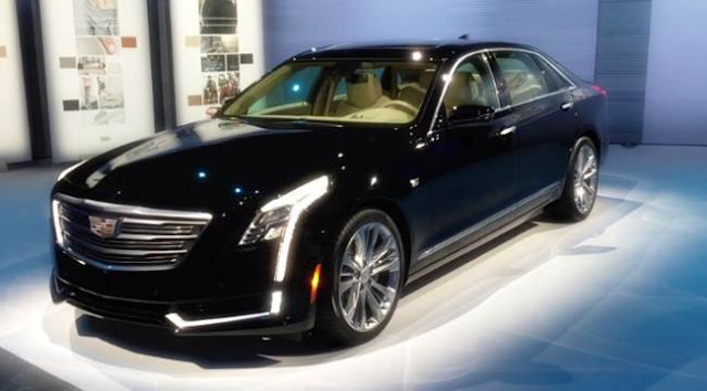 2018 Cadillac XT7 Review and Specs