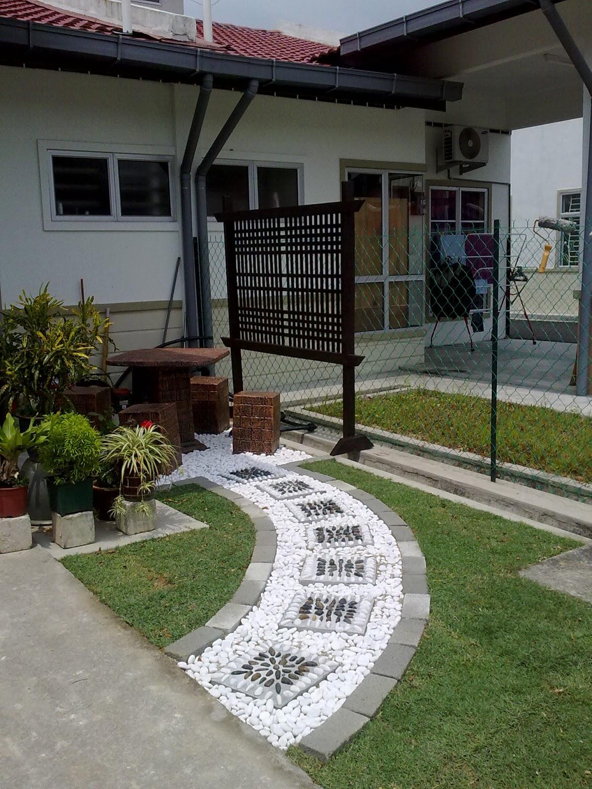 Menyediakan perkhidmatan membuat  menyelenggara taman