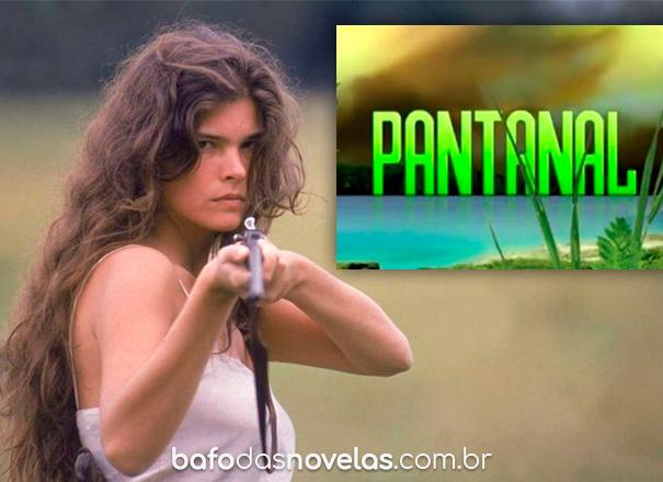 Mesmo com restrições por conta da pandemia, Globo quer remake de Pantanal ainda neste ano