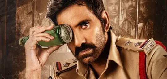 Telugu movie Krack (2020), Reviews, Cast, Trailer and Release date
