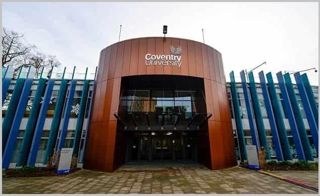 الدراسة في المملكة المتحدة: منحة مقدمة من جامعة كوفنتري لدراسة البكالوريوس في ريادة الأعمال 2021