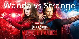 strange vs wanda, who is the most powerfull