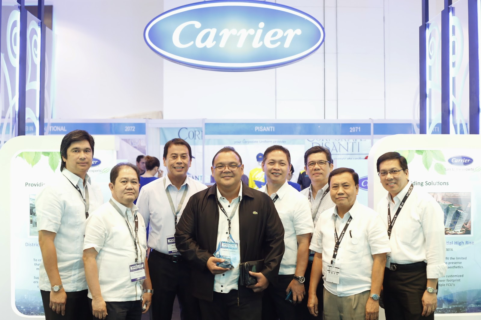 Concepcion-Carrier Continues to Support the HVAC/R PHILIPPINES Expo