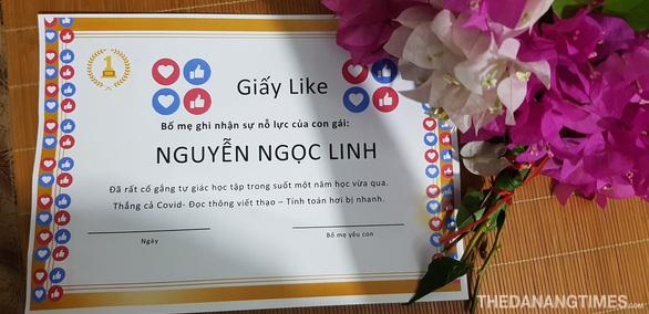 Giấy like, Giay like
