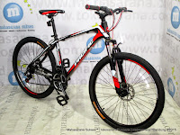 26 Inch Pacific Vigilon 5.0 Alloy Frame 21 Speed Mountain Bike