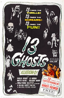 Poster, 13 Ghosts, 1960