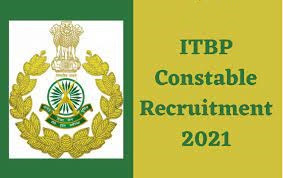 Indo-Tibetan Border Police Force (ITBP) Recruitment for Various Constable (GD) Posts 2021