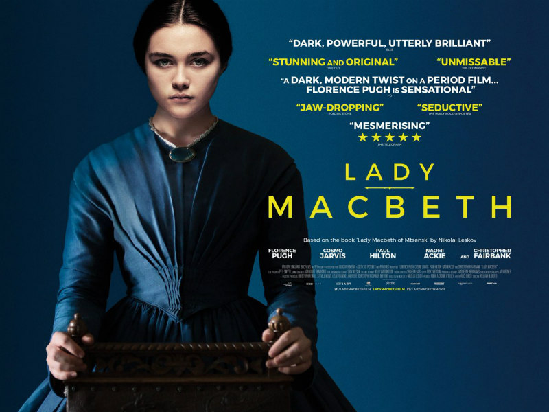 lady macbeth 2017 movie poster