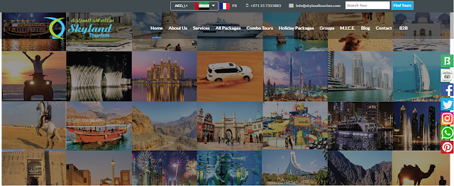 Get the Assistance of 5 Top-Rated Companies for Dubai Safari