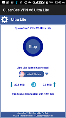 Glo 0.0k is best enjoyed with queencee VPN