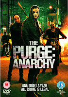 The Purge Anarchy 2014 720p BRRip Dual Audio