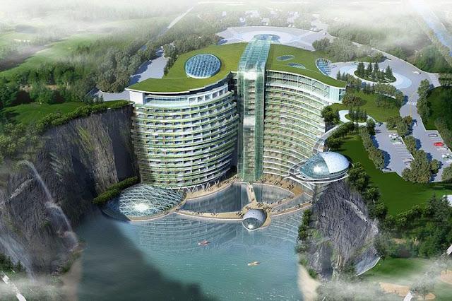 Geotermia en Hoteles