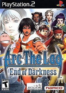 Arc the Lad: End of Darkness - PS2