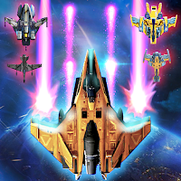 Galaxy Airforce War Mod Apk