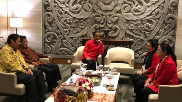 Ditanya Soal Bocoran Pilpres 2019, Ini Kata Megawati