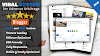 Buy the best (blogger template) for working in AdSense arbitrage with next & prev button