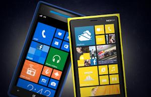 HTC 8X Windows Phone VS Nokia Lumia 920