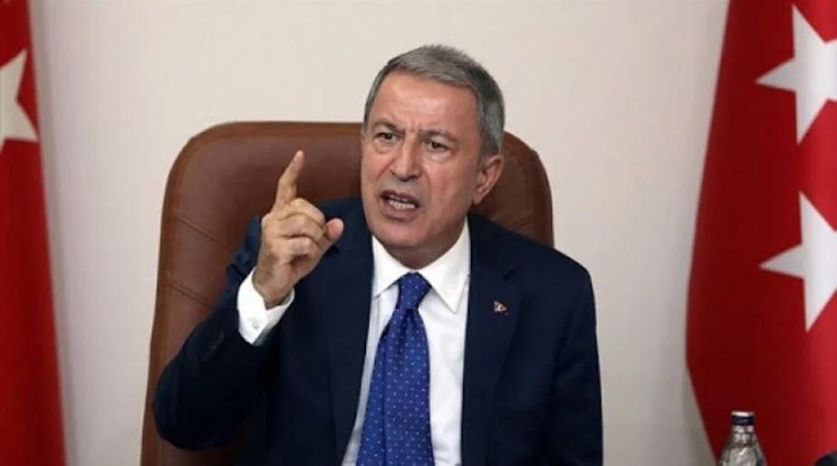 Ο τούρκος αποκαλύπτεται