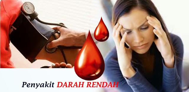 Cara Mengatasi Tekanana Darah Rendah Atau Hipotensi Secara Alami